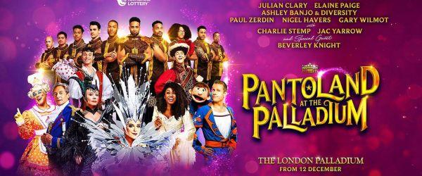 Pantoland at the Palladium