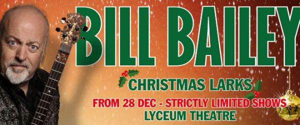 Bill Bailey: Christmas Larks